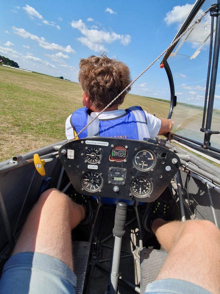 Fluglehrerperspektive